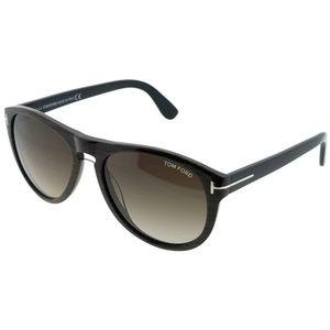 FT0347-05K Kurt Men's Black Frame Sunglasses